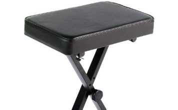 piano keyboard bench